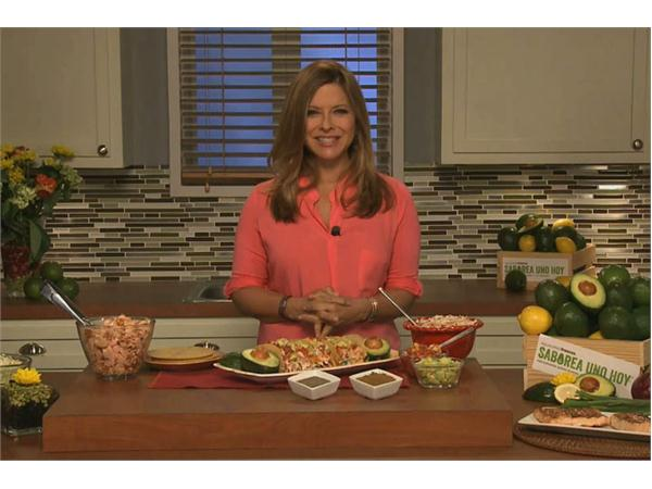 Ingrid Hoffoamn gives tips on how to eat well & maintain a healthy weight, which can lower the risk for type 2 diabetes