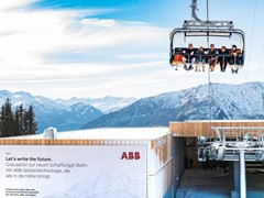 ABB Powers First Disabled-friendly Chairlift in Switzerland