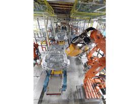 2016 Automotive Robot