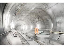 ABB Gottardo Tunnel