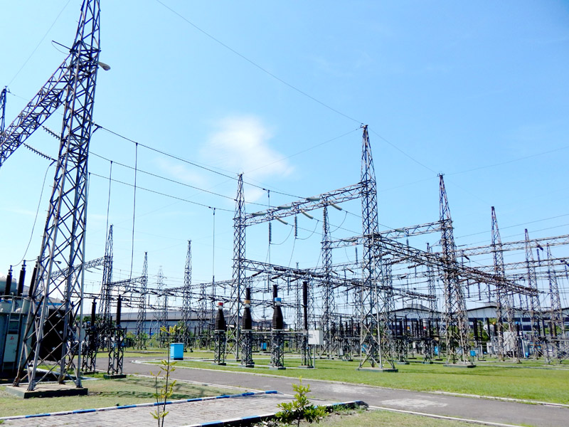 150kV substation Manyar