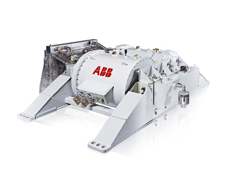 ABB Effilight Traction Transformer