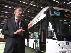 ABB 15-sec flash charging technology to enable CO2-free public transport in Geneva