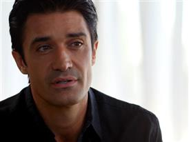 Gilles Marini encourages volunteerism