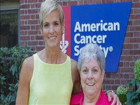 Dara Torres encourages volunteerism