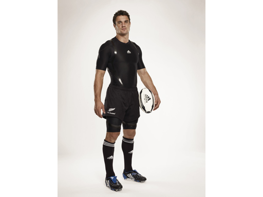 Image : Dan Carter in Techfit