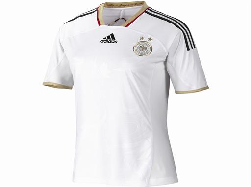 DFB Women's Home Jersey