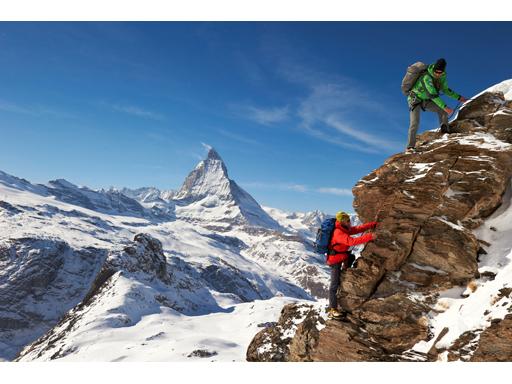 Bergführer des Alpin Center Zermatt