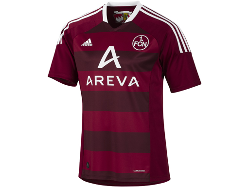 1. FCN Jersey front