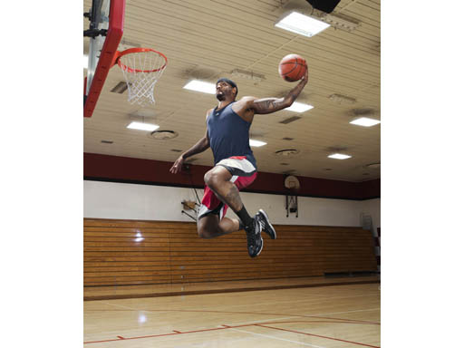 Josh Smith Laces Up for TV Commercial