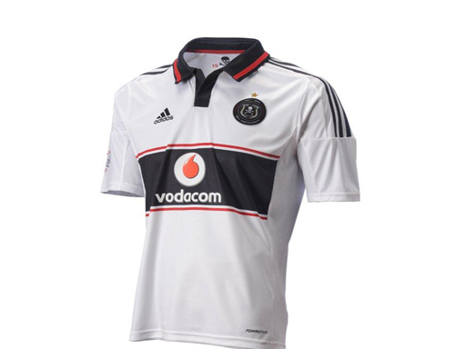 adidas reveal Orlando Pirates' 75th anniversary jersey