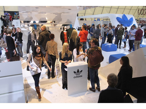 Image : adidas Originals at Bread and Butter Berlin - Fall/Winter 2012