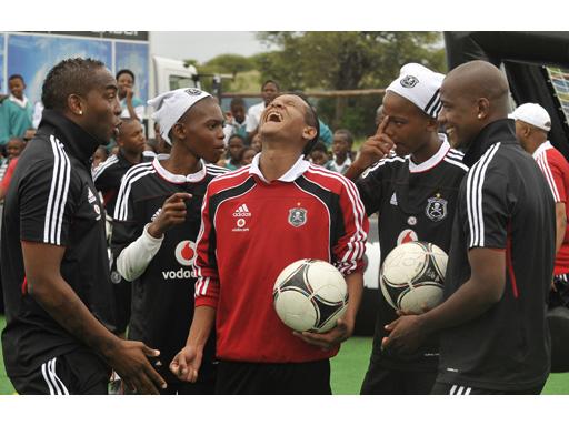adidas and Orlando Pirates F.C. help make schoolboy's dream come true