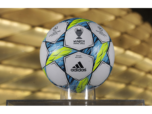 adidas UCL 2012 Final Ball Launch