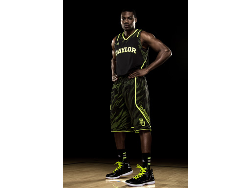Image : Baylor adidas adizero Away Uniform