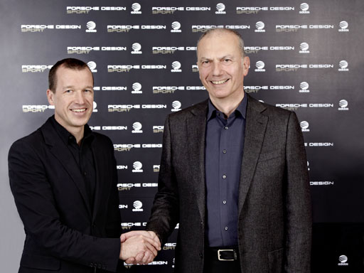 Dr Juergen Gessler and Erich Stamminger