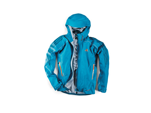SS12 terrex Active Shell Jacket