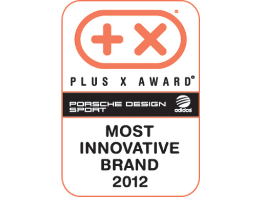 Badge from the Plus X Award