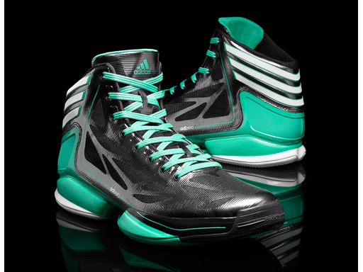adizero Crazy Light 2 Black Green White