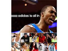 adidas Launches Biggest Marketing Campaign in Brand's History