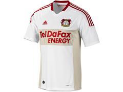 Bayer Leverkusen und adidas präsentieren neues Auswärtstrikot