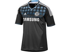 adidas reveal the new Chelsea FC away kit for season 2011/12