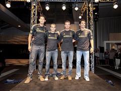 adidas Unveils New Uniforms for LA Galaxy