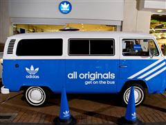 adidas Originals launches All Originals: Get On The Bus Campaign