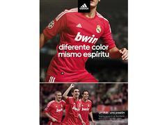 DIFERENTE COLOR, MISMO ESPÍRITU. Un club, una pasión. Un club. Una pasión.