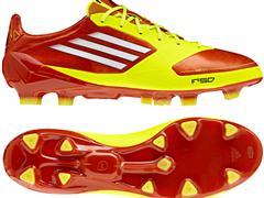 adidas Launches New adizero F50 Soccer Cleat