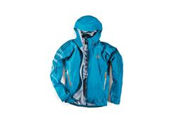 adidas terrexTM Active Shell Jacket - When moving fast in the mountains matters