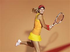 Caroline Wozniacki Outfits for 2012 Grand Slams