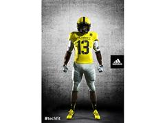 adidas Unveils New TECHFIT Uniforms