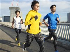 メンズ ランニングウェア 叶衣(カノイ) 2013年春夏モデル登場