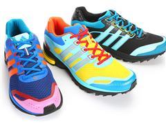 サポート性と快適性に優れたランニングシューズ「adiSN Glide 5」がmi adidas に登場