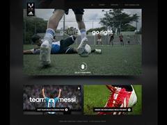 adidas veröffentlicht neuartige Leo Messi Facebook-App