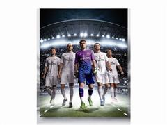 Launch of New Real Madrid adidas Home Jersey for 2013 / 2014 Season