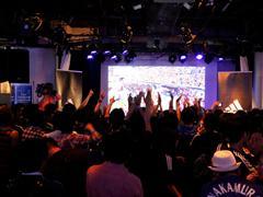 渋谷と心斎橋にサポーター1,000人が集結!