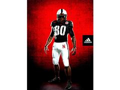 adidas & Nebraska Unveil New Alternate Football Uniforms