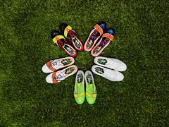 miadidas New Range of Camouflage Football Footwear