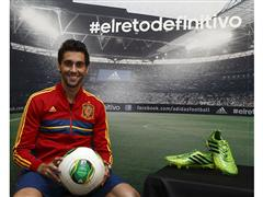 adidas presenta un nuevo capítulo de su campaña de fútbol durante COPA CONFEDERACIONES 2013