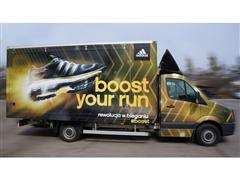 Zupełnie nowy adidas Running Spot rusza w trasę!