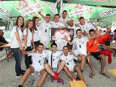 adidas награди най-добрите футболисти на Kamenitza Фен Купа 2013
