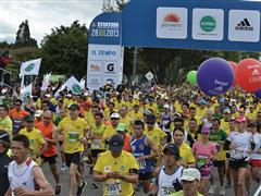 adidas y la media maratón de Bogotá; una alianza que crece