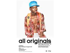 adidas Originals presents All Originals Spring Summer '13