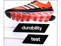 Putting adidas Springblade to the Test