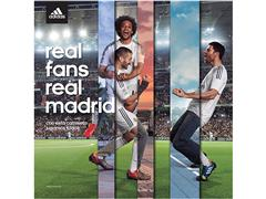 Real Fans. Real Madrid