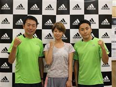 田中美保さん JAL ホノルルマラソン 2013 完走宣言!!