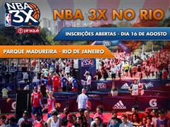 adidas estará presente no NBA 3X