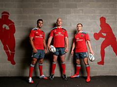 all in a day with Munster Rugby